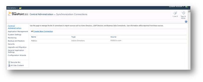 Organization browser in SharePoint 2010 (4/6)