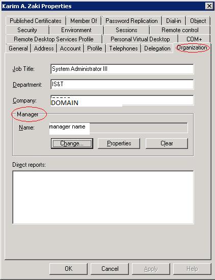Organization browser in SharePoint 2010 (6/6)